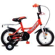 """Olpran Jasper červený - Detský bicykel 12"""""""