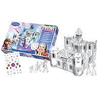 Ľadové kráľovstvo - Kráľovský zámok Anny a Elsy - Kreatívna súprava