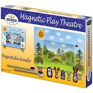 Krtko – Magnetické divadlo - Herná súprava