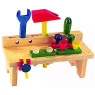 Stôl s náradím - Herná súprava