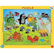 Krtko v jahodách - Puzzle