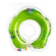 Plávací nákrčník Flipper zelený - Nafukovacia hračka