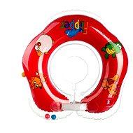 Plávacie nákrčník Flipper červený - Nafukovacia hračka