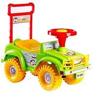 Odrážadlo auto Jeep Yupee, zelené - Detské odrážadlo