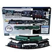 Vlak so 4 vagónmi - Vláčik