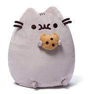 Pusheen - Plyšová mačka so sušienkou - Plyšová hračka