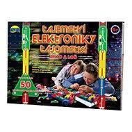 Tajomstvo elektroniky - Auto, loď 50 experimentov - Elektronická stavebnica