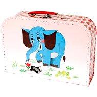 Detský kufrík - Krtko a slon - Detský kufor