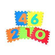 Penové puzzle - Číslice - Podložka do detskej izby