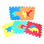 Penové puzzle - Dinosaury - Podložka do detskej izby