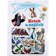 Vodolepky - Krtko a zajačik - Hračka do vody