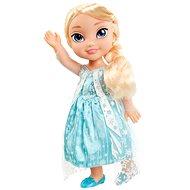 Ľadové kráľovstvo - Elsa v zimných šatách - Bábika