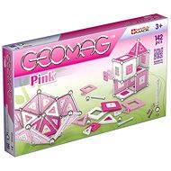 Geomag - Panel Pre Girl 142 dielikov - Magnetická stavebnica