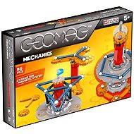 Geomag - Mechanic 86 dielikov - Magnetická stavebnica