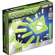 Geomag - Color Glow 30 dielikov - Magnetická stavebnica