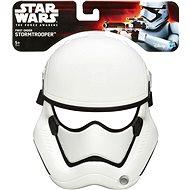 Star Wars Epizóda 7 - Maska Stormtrooper - Detská maska na tvár