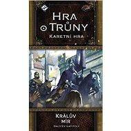 Hra o tróny - Králův mier - Rozšírenie kartovej hry