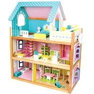 Drevený domček pre bábiky – Residence - Doplnok pre bábiky