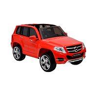 Detské autíčko Mercedes Benz GLK Class – červené - Elektrické auto