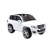 Detské autíčko Mercedes Benz GLK Class – biele - Elektrické auto