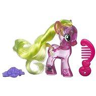My Little Pony - Priehledný poník Flower Wishes s trblietkami a doplnkom - Figúrka