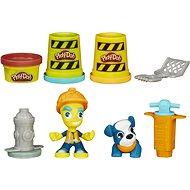 Play-Doh Town - cestári so zvieratkom - Kreatívna súprava