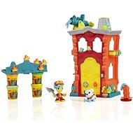 Play-Doh Town - Požiarna stanica - Kreatívna súprava