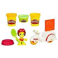 Play-Doh Town – Skúter s pizziarom - Kreatívna súprava
