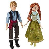 Ľadové kráľovstvo - Dvojbalenie Anna a Kristoff - Herný set