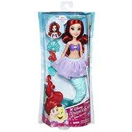 Disney Princess - Bábika Ariel s bublifukom - Bábika