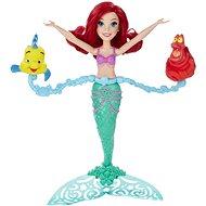 Disney Princess - Bábika Ariel do vody - Bábika