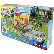 Mašinka Tomáš - Prenosná herná súprava II McColl's Farm Tile Tracks - Herný set