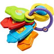 Fisher Price - Farebné klíčky - Didaktická hračka