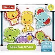 Fisher Price - Puzzle so zvieratkami - Puzzle