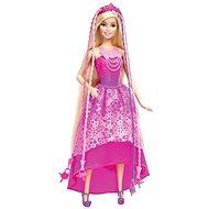 Barbie - Kúzelné vlasy - Bábika