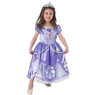 Disney - Sofia Deluxe veľ. XS - Detský kostým