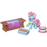 My Little Pony - Fim zberateľský set Mrs. Dazzle Cake - Hračka