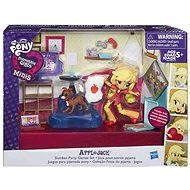 My Little Pony Equestrii Girls - Tematický hrací set Applejack - Herná súprava