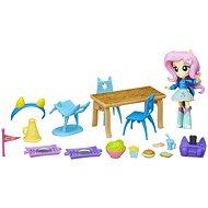My Little Pony Equestria Girls - Tematická hracia sada cafeteria - Herná súprava