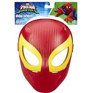 Maska Spiderman - Iron Spider - Detská maska na tvár