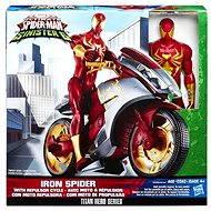 Marvel - Iron Spider s vozidlom - Figúrka