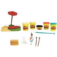 Play-Doh - Frozen Olaf na pláži - Kreatívna súprava