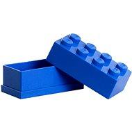 LEGO Mini box 46 x 92 x 43 mm - modrý - Úložný box