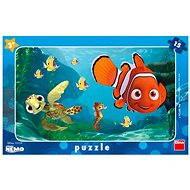 Nemo a korytnačka - Puzzle