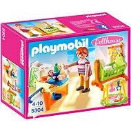 Playmobil 5304 Detská izba s kolískou - Stavebnica