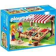 Playmobil 6121 Zeleninový stánok - Stavebnica