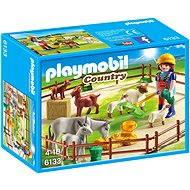 Playmobil 6133 Zvieratá na pastve - Stavebnica
