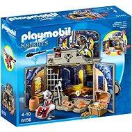 Playmobil 6156 Zatvárací box Rytierska pokladnice - Stavebnica