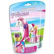 Playmobil 6166 Princezná Rosalie s koňom - Stavebnica