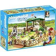 Playmobil 6635 Kútik domácich zvierat - Stavebnica
